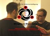 Logo WingChun Mannheim - Selbstverteidigung und Kampfsport