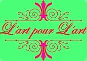 Logo L'art pour l'art
