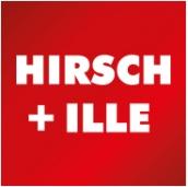 Logo Hirsch + Ille Mannheim