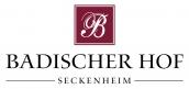 Logo Badischer Hof Seckenheim