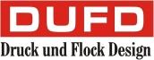 Logo Druck und Flock Design