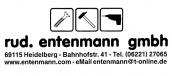 Logo Rud. Entenmann GmbH