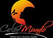 Logo ColorMundo Make-up & Beauty Atelier