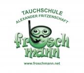 Logo Tauchschule Alexander Fritzenschaft -