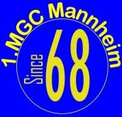 Logo 1.MGC Mannheim 1968 e.V.